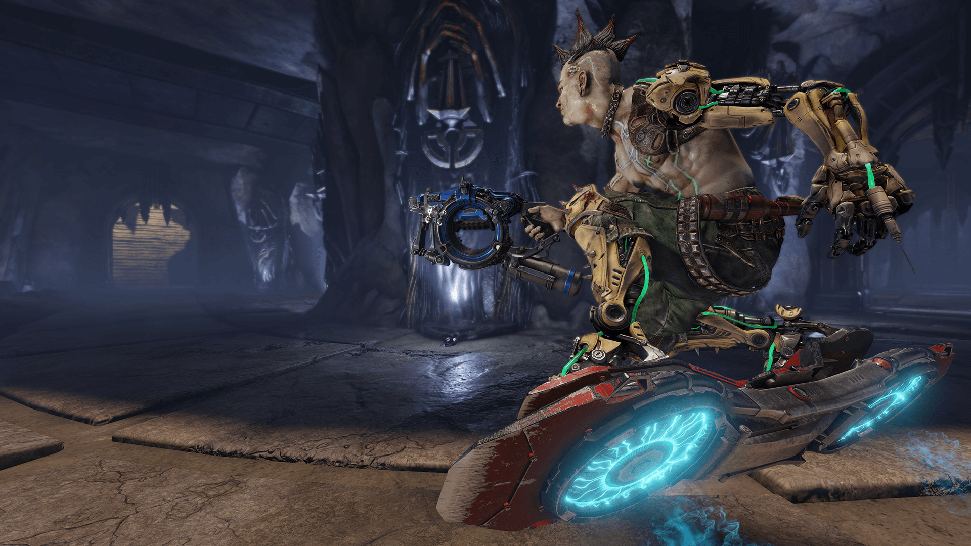 Quake Champions Unveils Unique Approach to Free to Play