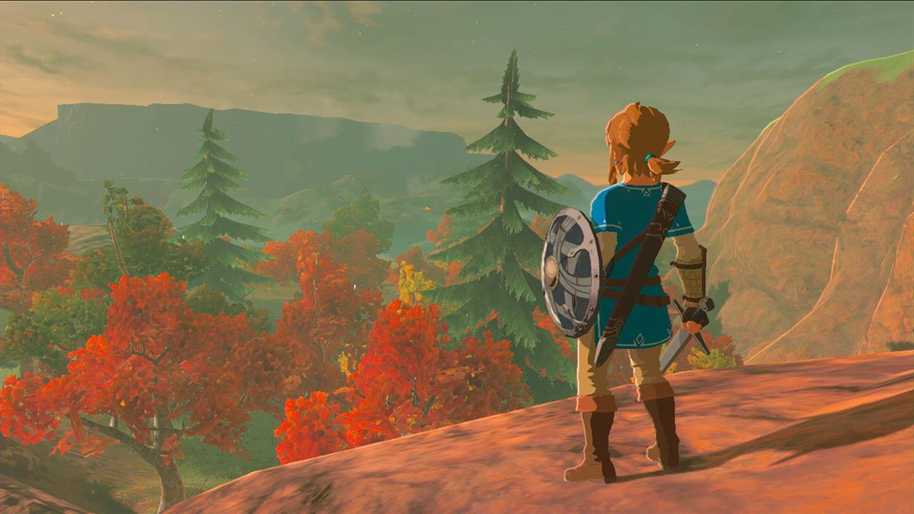 Zelda: Breath Of The Wild Just Got A Lot Smoother With New Update