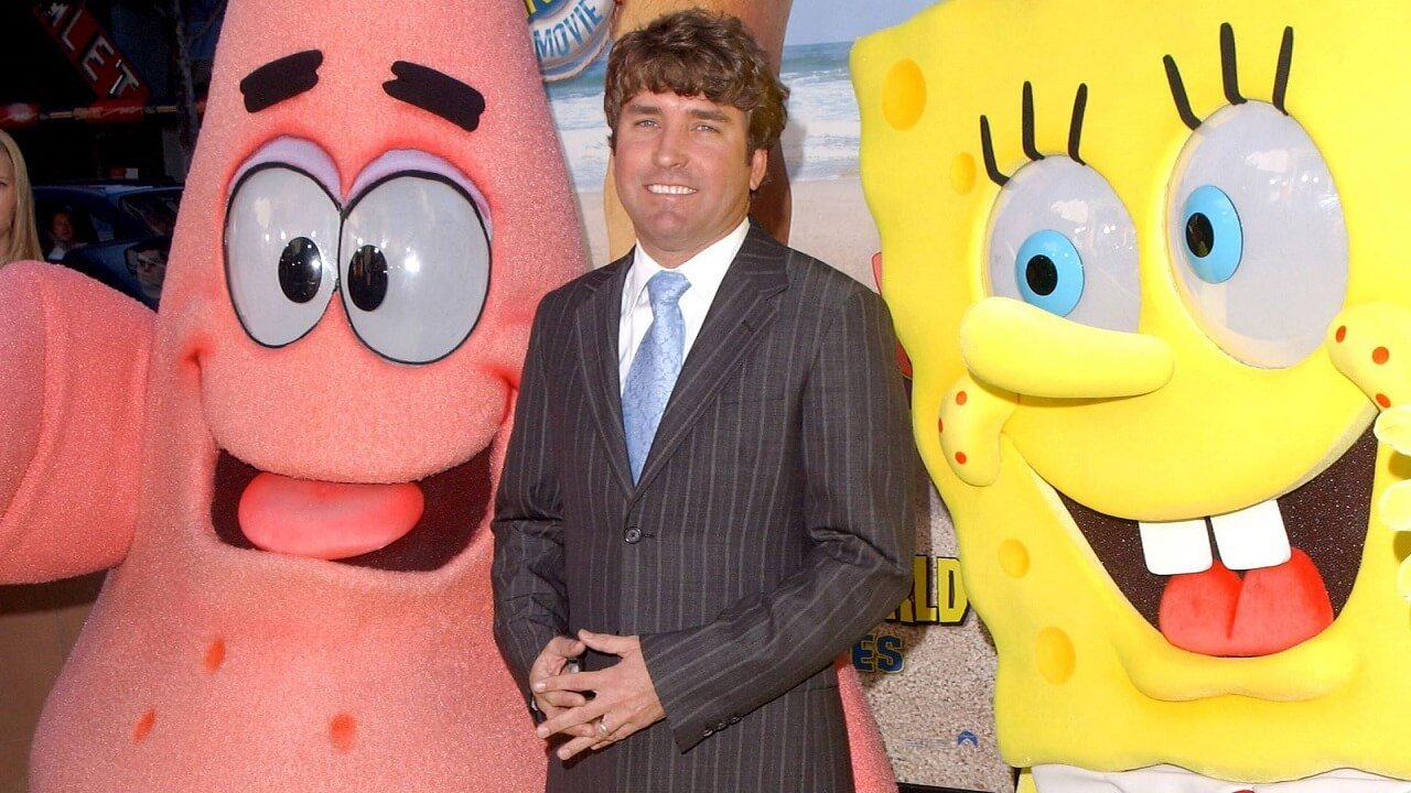SpongeBob SquarePants Creator Stephen Hillenburg Diagnosed With ALS