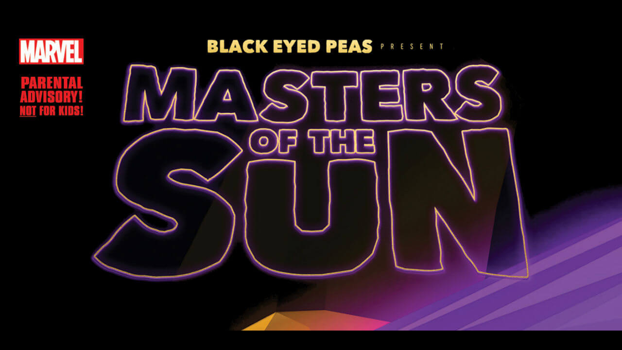 Marvel and Black Eyed Peas to Create Original Graphic Novel