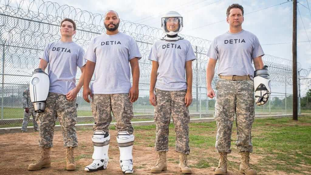 The Cast of Rooster Teeth's Lazer Team 2 Announced