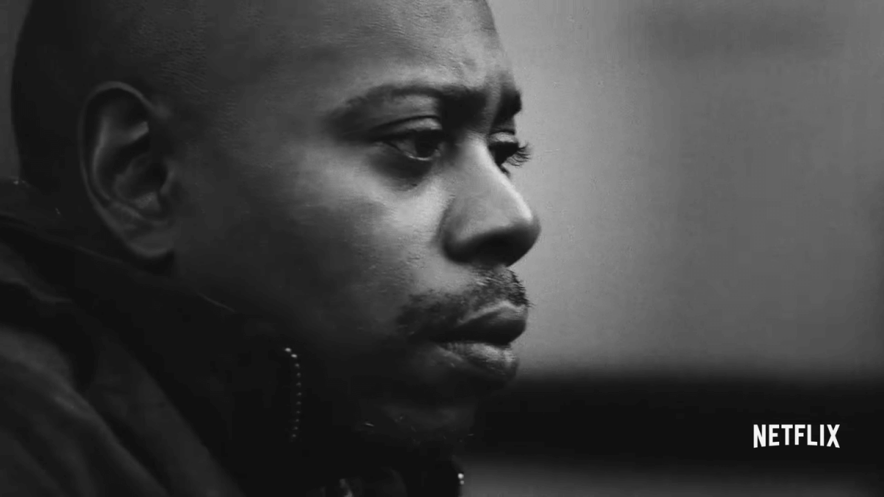 Dave Chappelle Returns to Stand Up This Month on Netflix