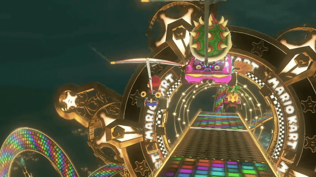 Here's Everything 'Mario Kart 8 Deluxe' Will Offer