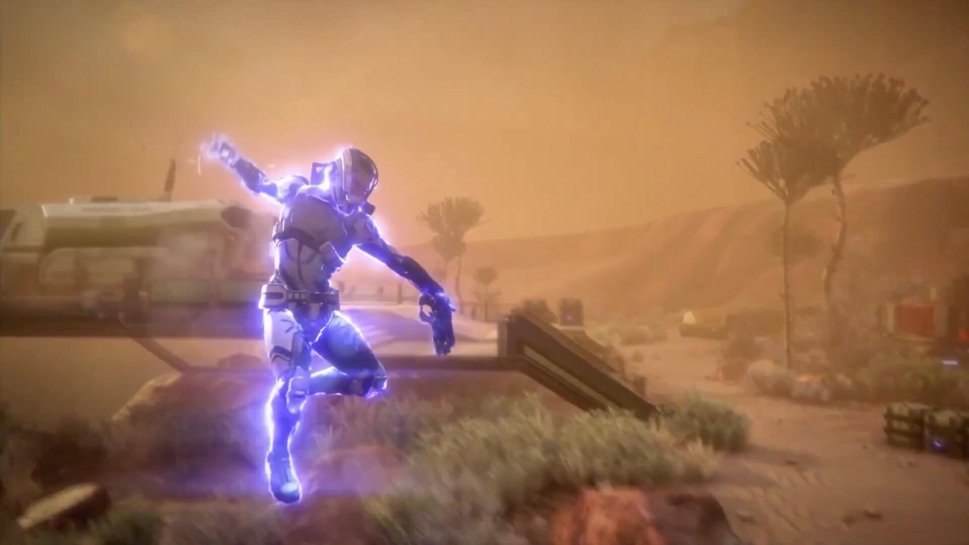 New Mass Effect: Andromeda Video, Expands On Game's Multiplayer Functions