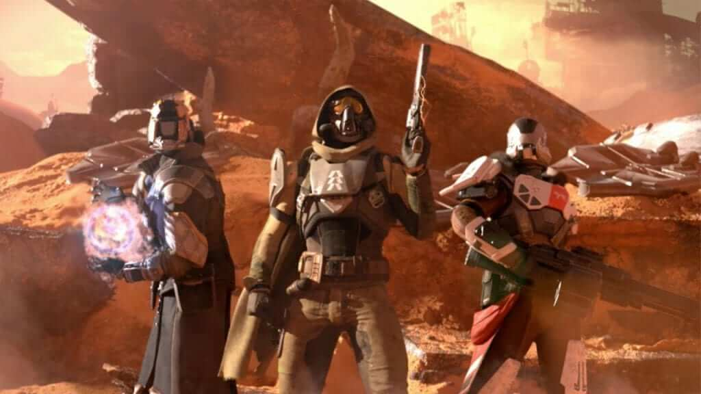 Bungie Confirms Destiny 2 Will Reset Characters
