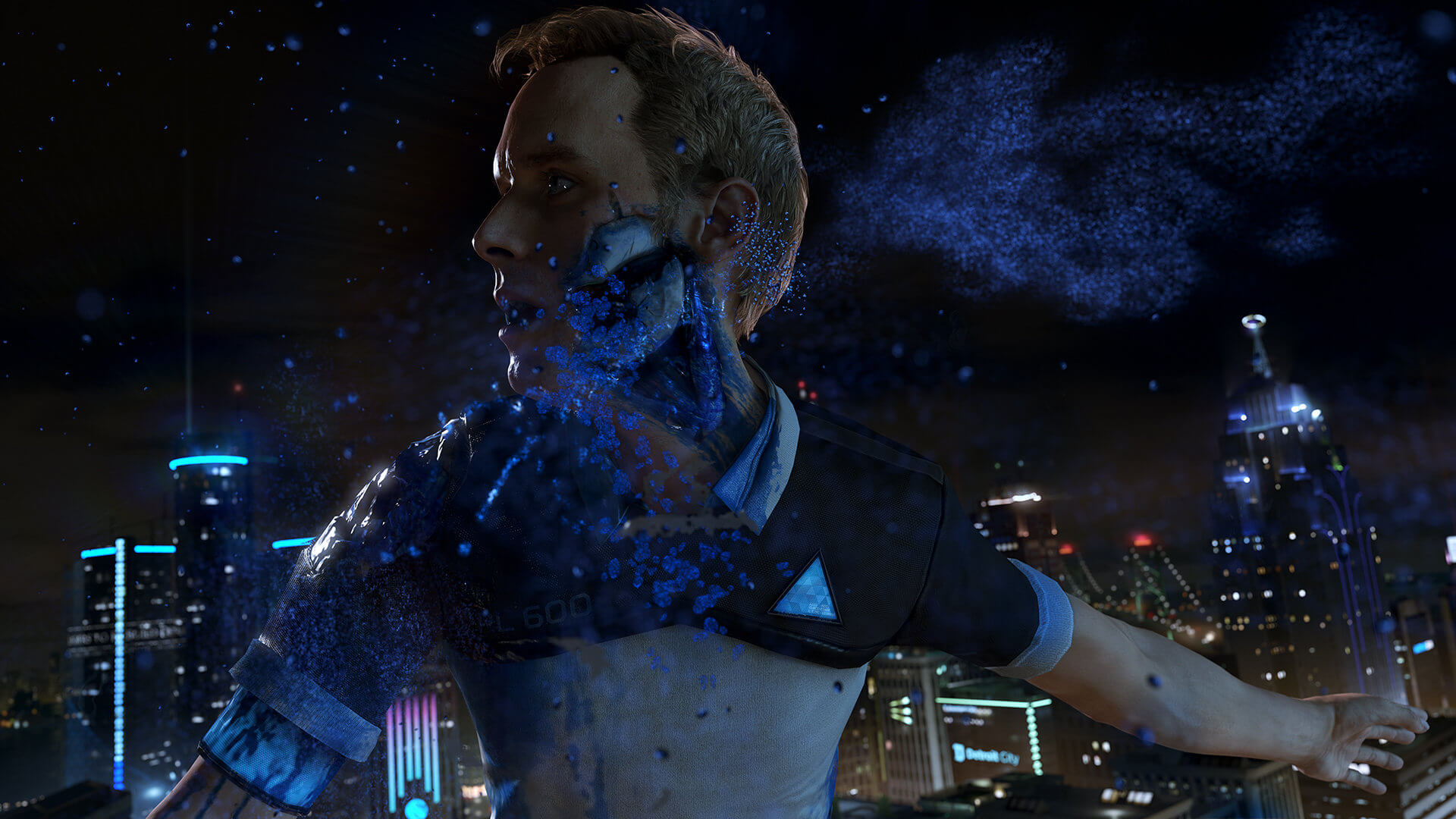 Detroit: Become Human Director on the Process of Writing Games