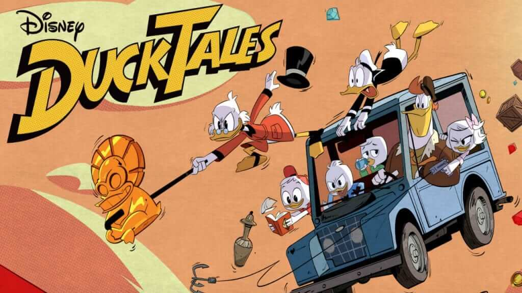 Ducktales Announced for Second Season Alongside it's First Trailer