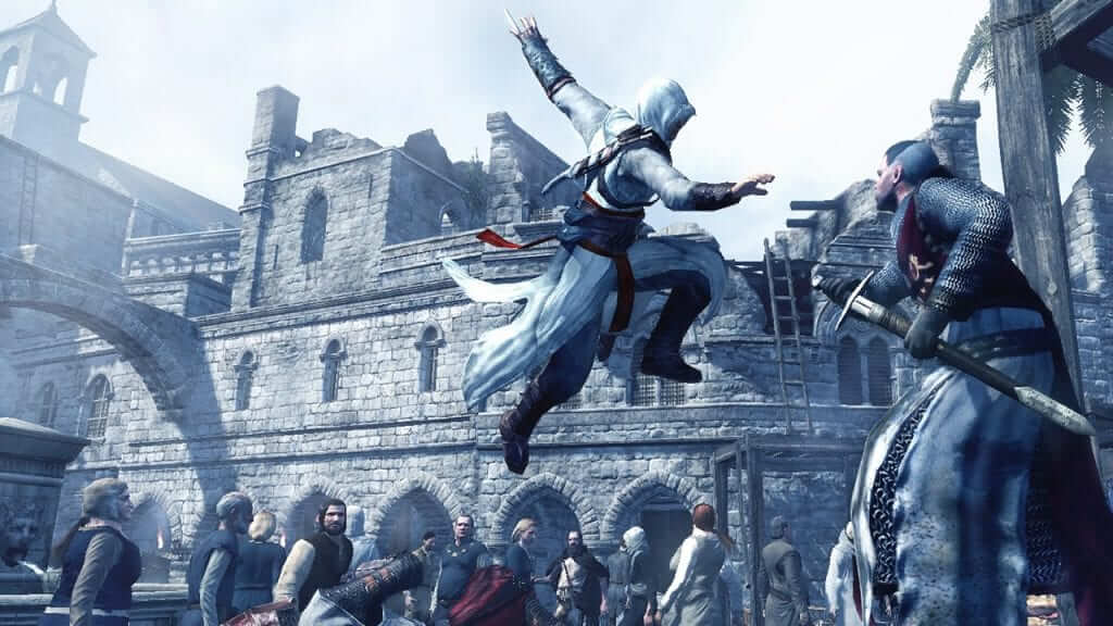 An Assassin's Creed TV Show In Development