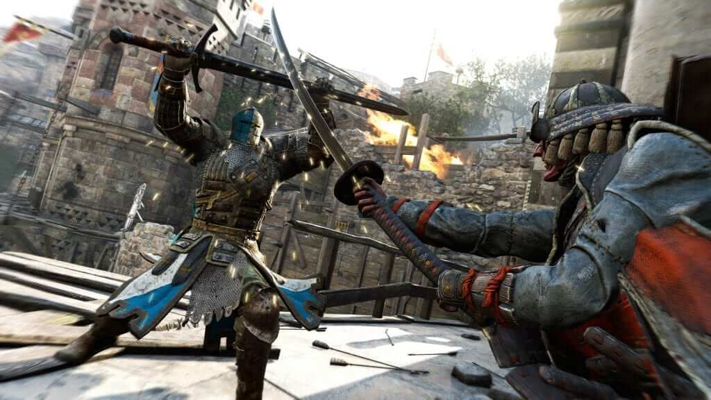 Thousands of For Honor Players Have Been Banned