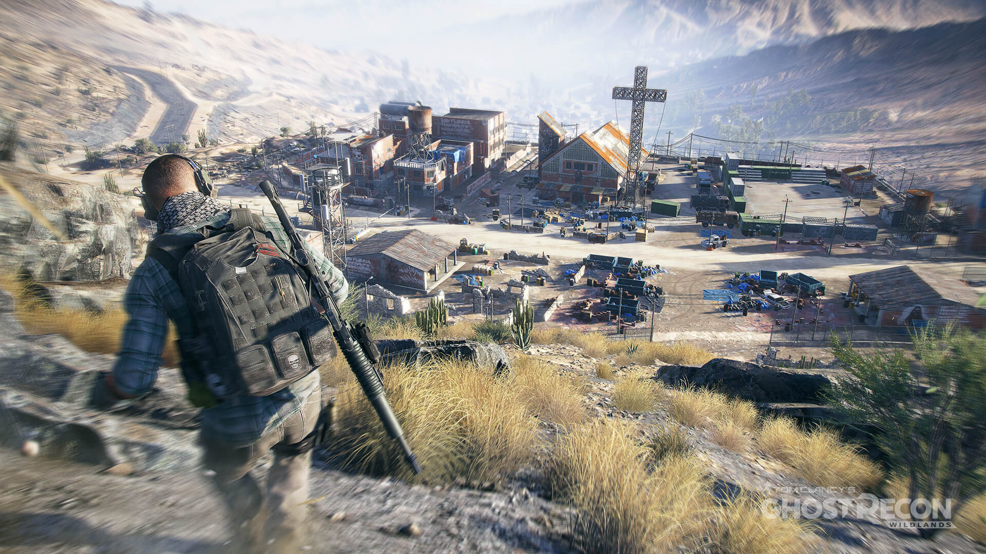 Ghost Recon Wildlands Launch Trailer Takes On The Cartel