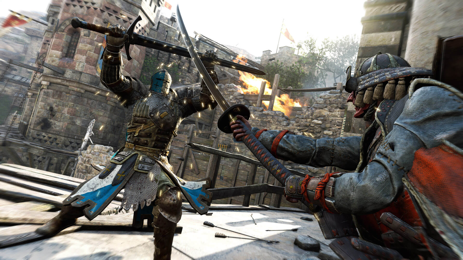 For Honor Patch Fixes Guard Break Spams, Much More
