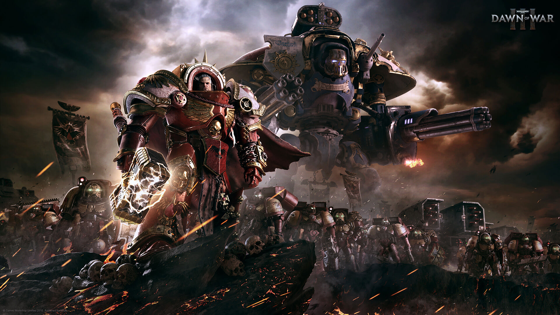 Dawn of War III Release Details Revealed