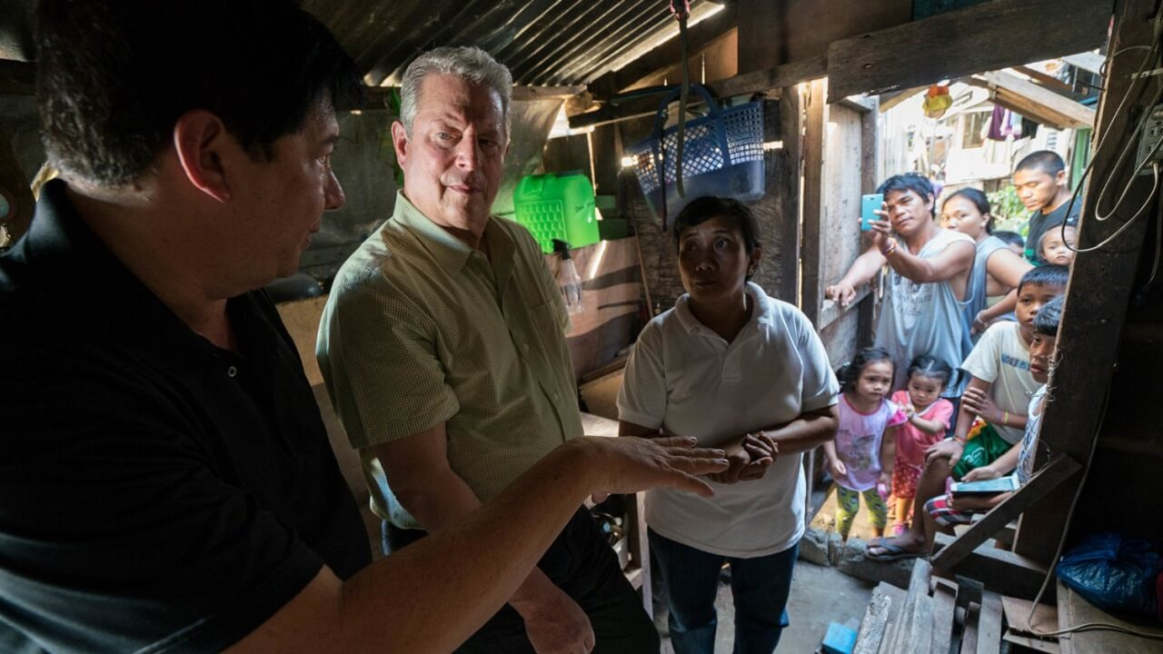 Trailer Released For Al Gore's An Inconvenient Sequel
