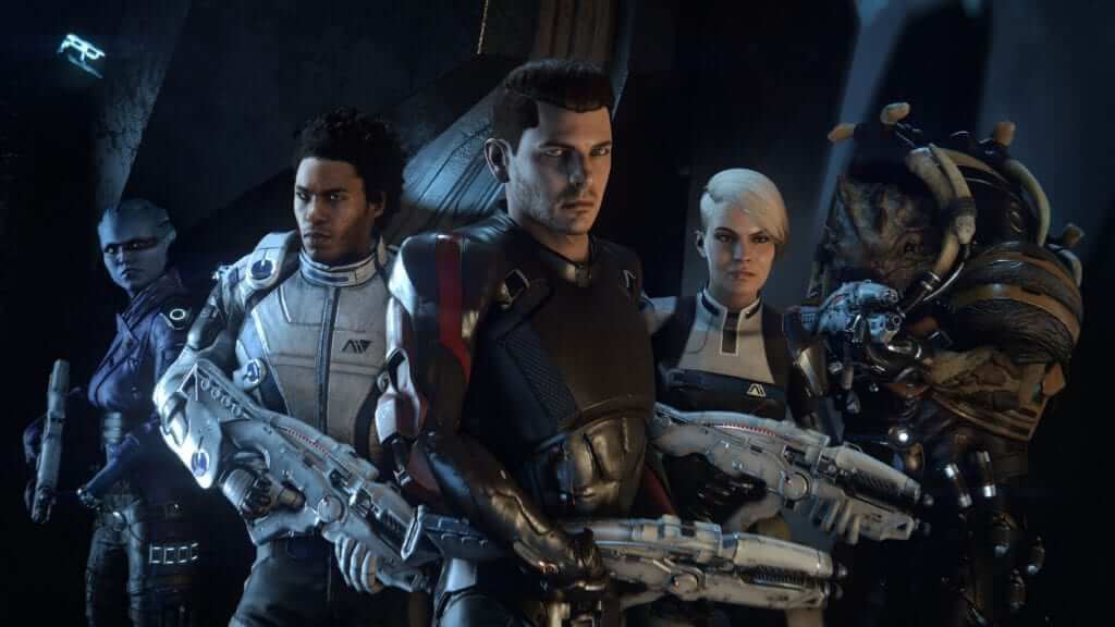 Mass Effect: Andromeda Trophy/Achievement List Leaked