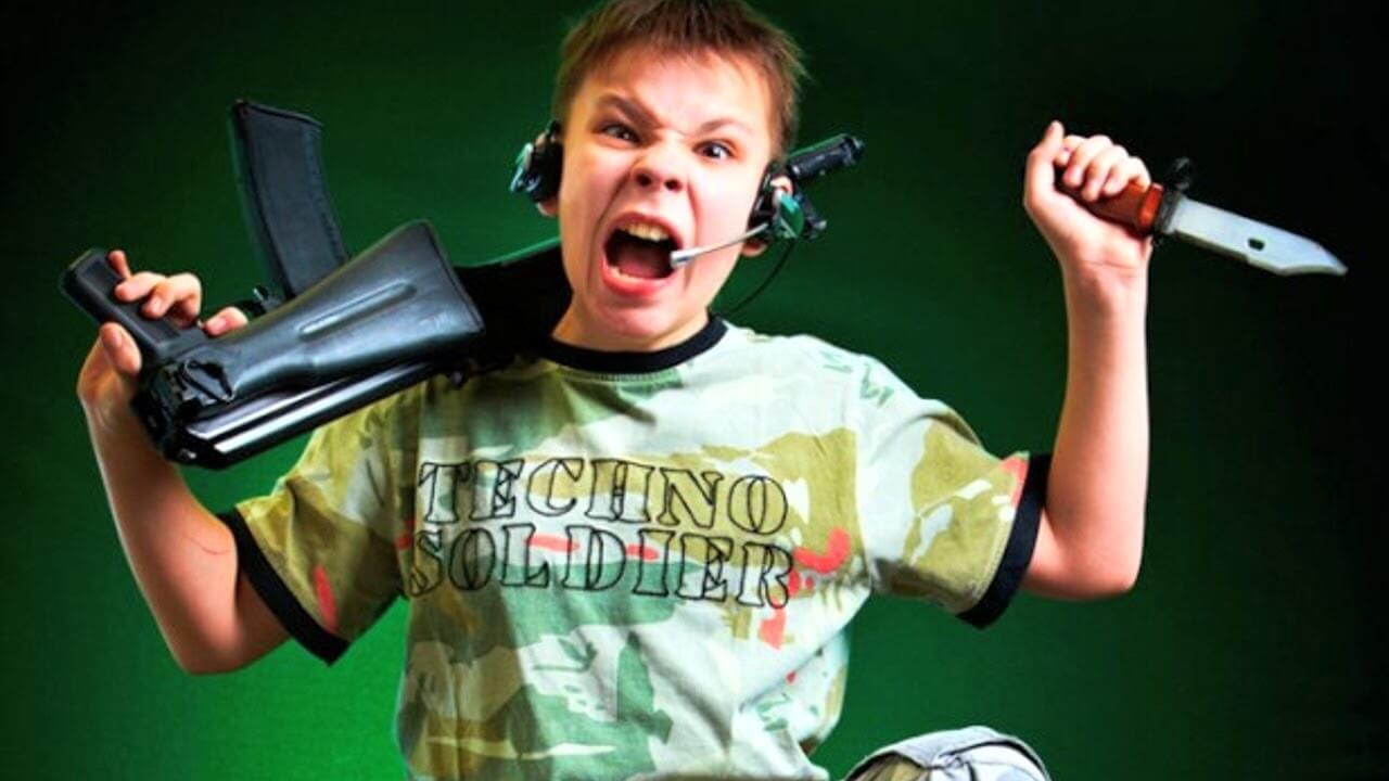 Major Study Supports Kids Aren't Violent Because of Video Games