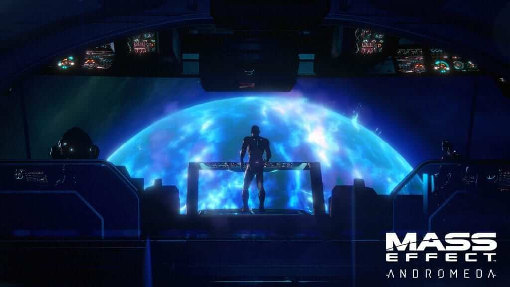 Mass Effect: Andromeda Multiplayer Beta Only Playable at PAX East