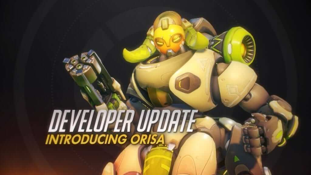 Meet Overwatch's Newest Omnic Tank Hero: Orisa