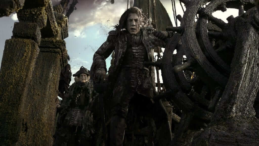 Pirates of the Caribbean 5 Trailers Preparing to Set Sail