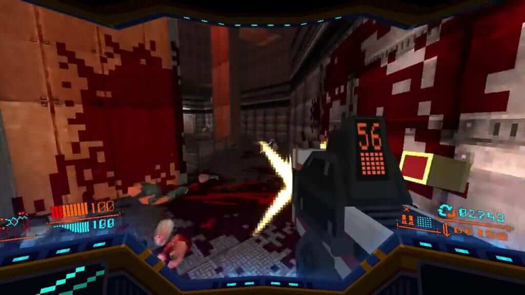 Throwback Shooter Strafe Delayed Until May
