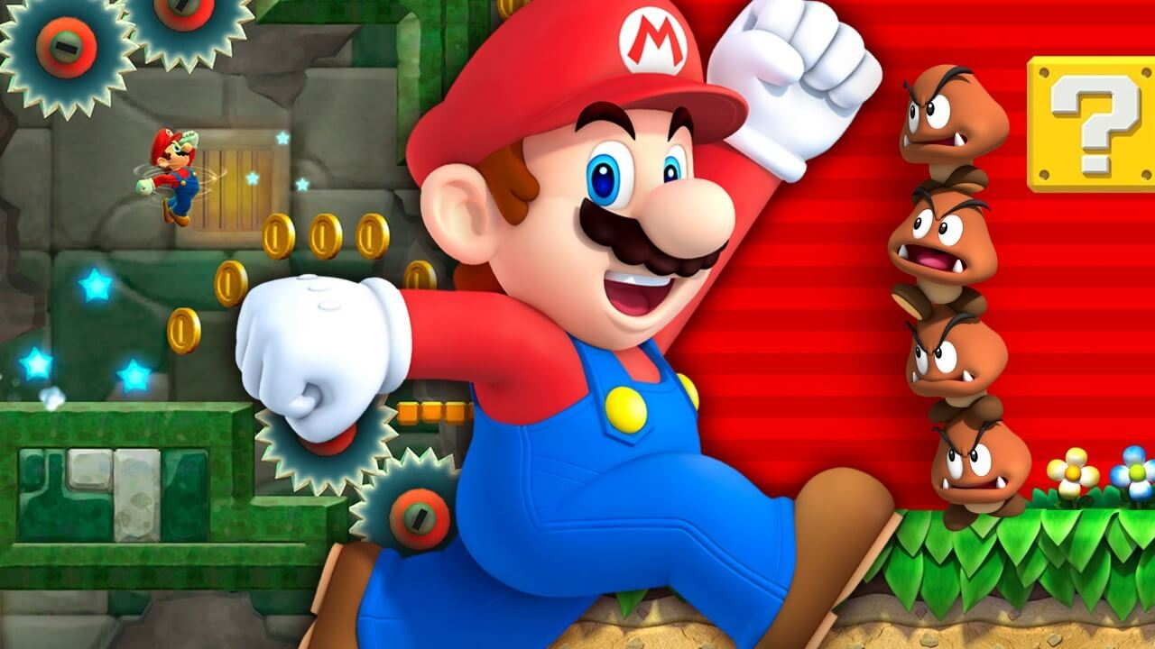 Super Mario Run Is Coming to Android Next Week