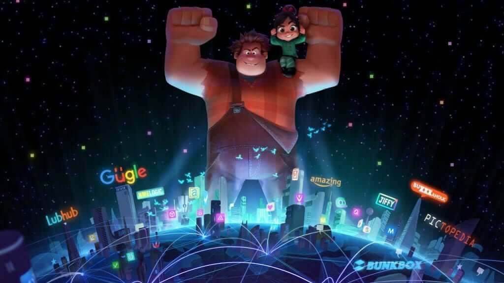 Wreck-It Ralph 2 Receives Official Title, and It's Good