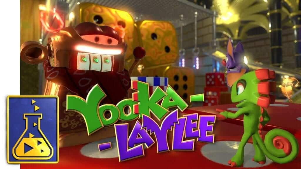 Preview: Yooka Laylee Writes a Love Letter to Banjo Kazooi Fans