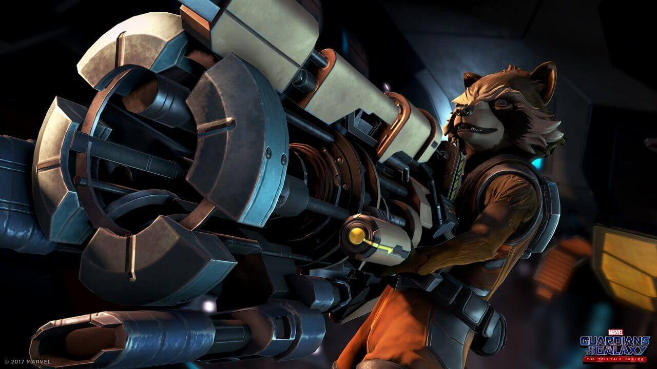 Guardians of the Galaxy: The Telltale Series - Episode 1 Review