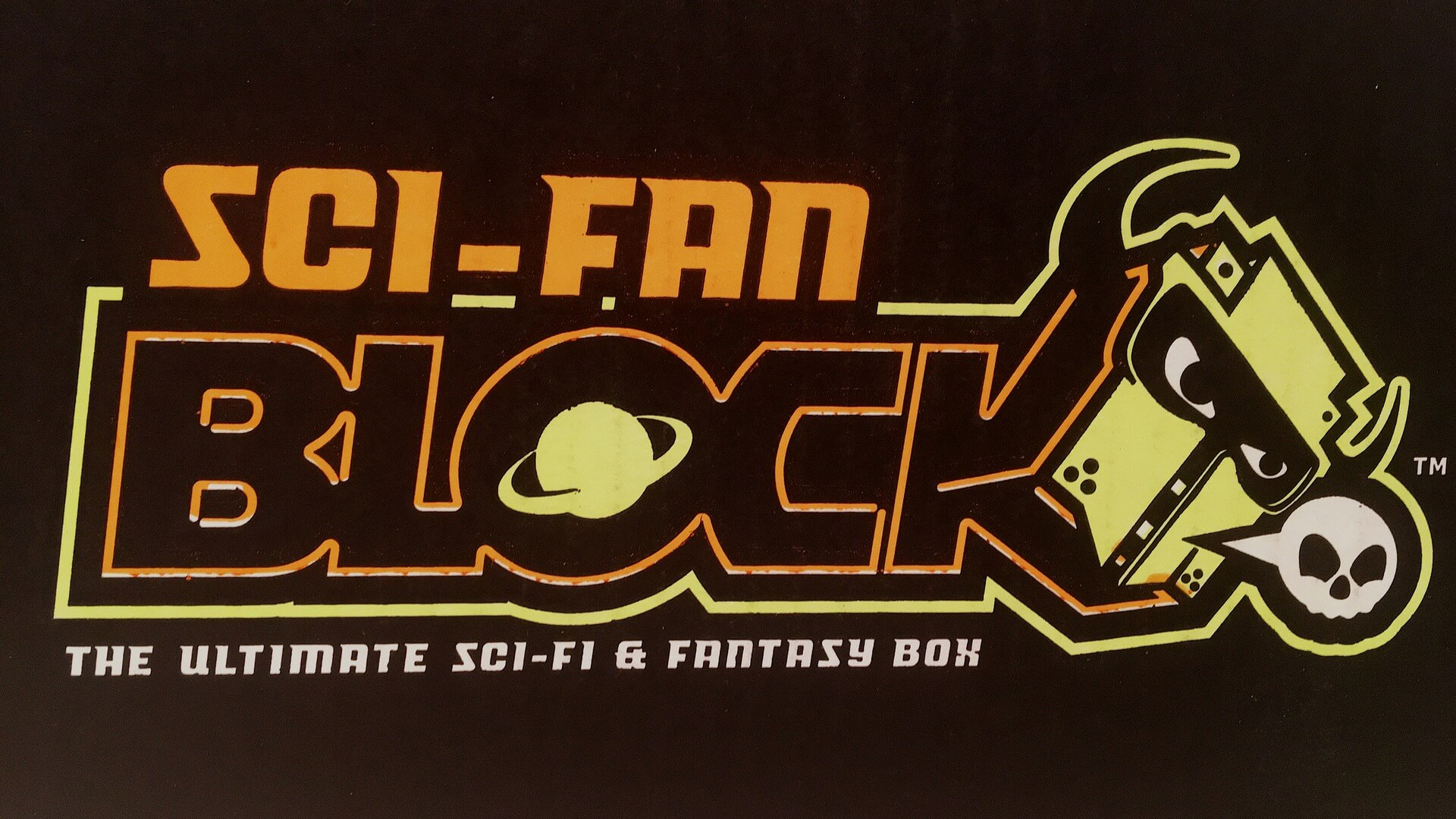 Sci-Fan Block: Where Science Fiction and Fantasy Meet - Review
