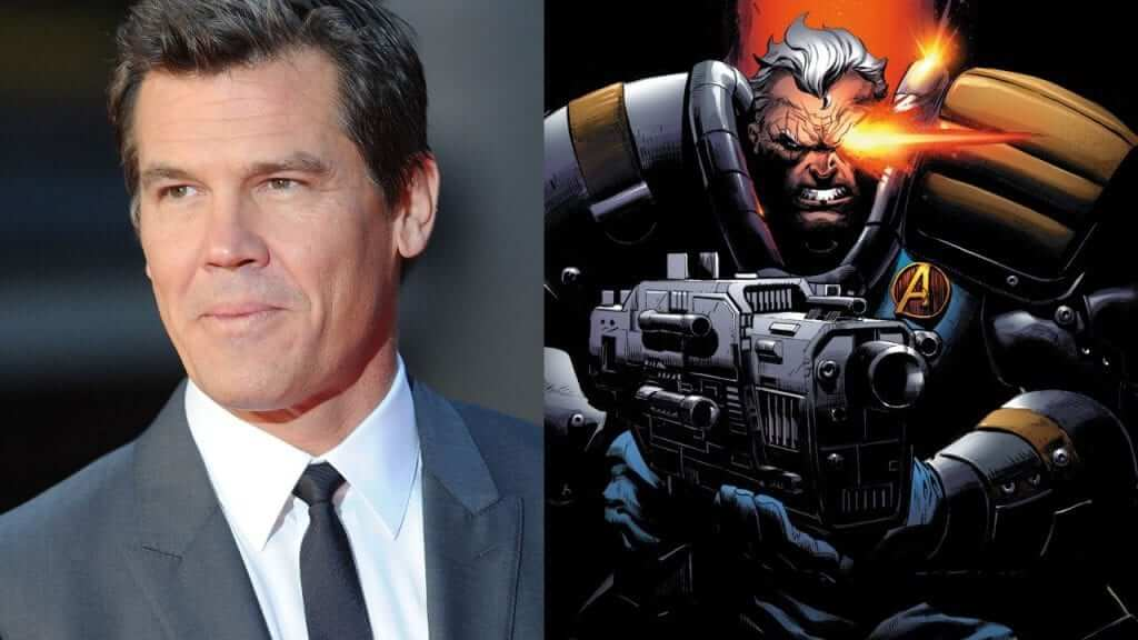 Josh Brolin Will Play the Role of Cable in Deadpool 2