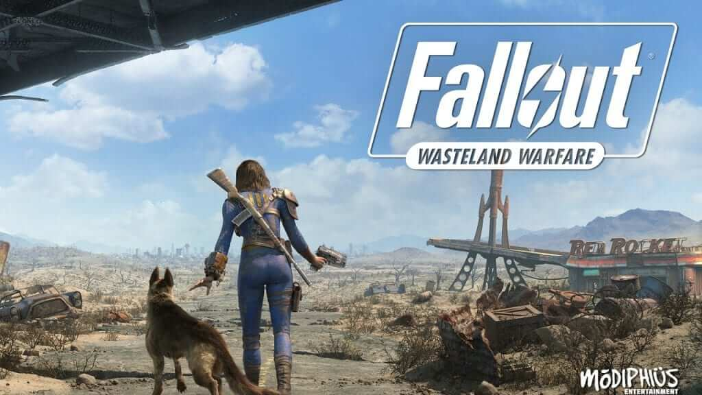 Fallout: Wasteland Warfare Brings Fallout Universe To Tabletop Gaming