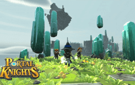 Explore Portal Knights' First Island Trial Now on Xbox One and PS4