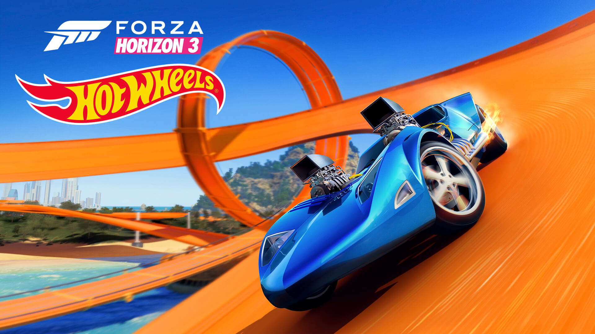 Forza Horizon 3 is Getting a Hot Wheels Expansion