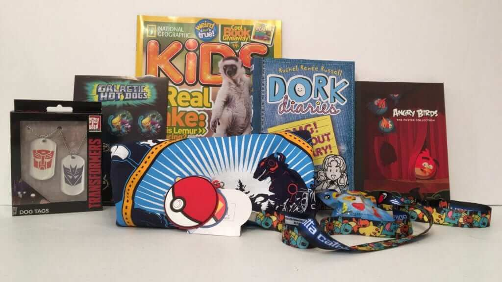 Nerd Block Jr. Boys: A Subscription Box for Nerdy Boys
