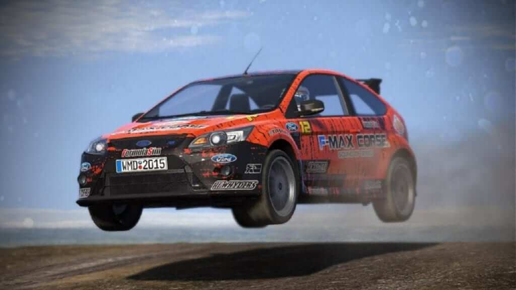 Rallycross Racing to Project Cars 2