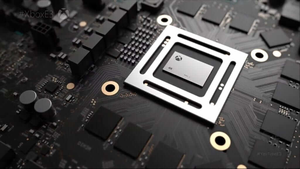 Everything Announced About Xbox Project Scorpio