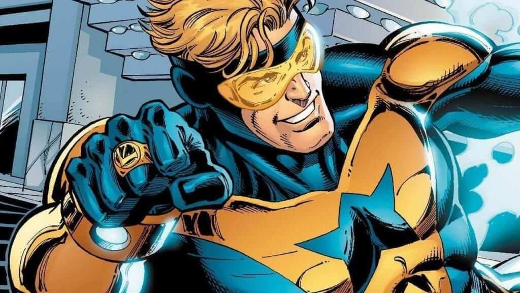 WWE Superstar The Miz Wants to Play DC's Booster Gold