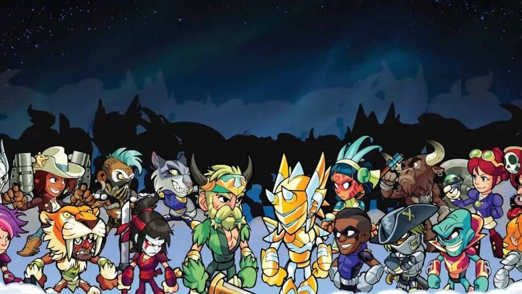 Brawlhalla Celbrates Fifth Anniversary With New Event