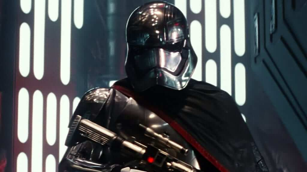 Upcoming Star Wars Comic Explains How Captain Phasma Escaped Starkiller Base