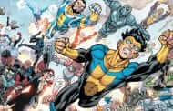 Invincible Movie Announced From Creator of Walking Dead
