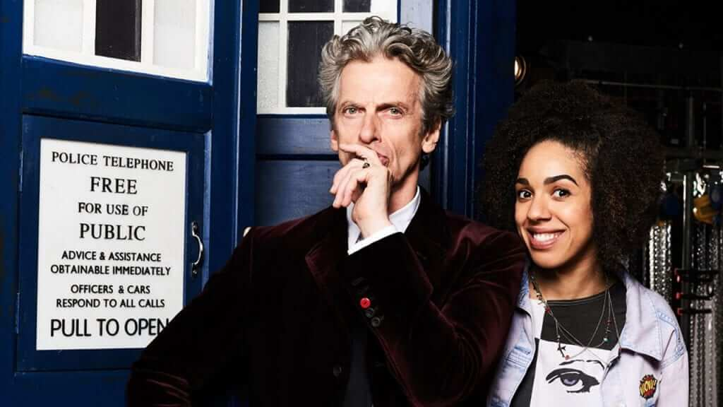 Doctor Who Season 10: The Master Has Returned