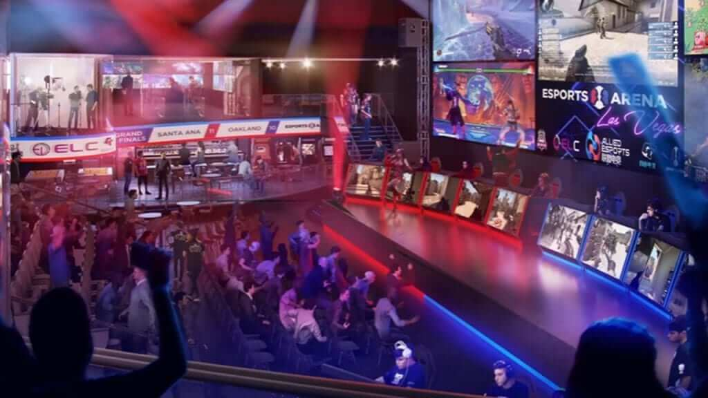 Vegas Hotel To Be Converted Into eSports Hotspot