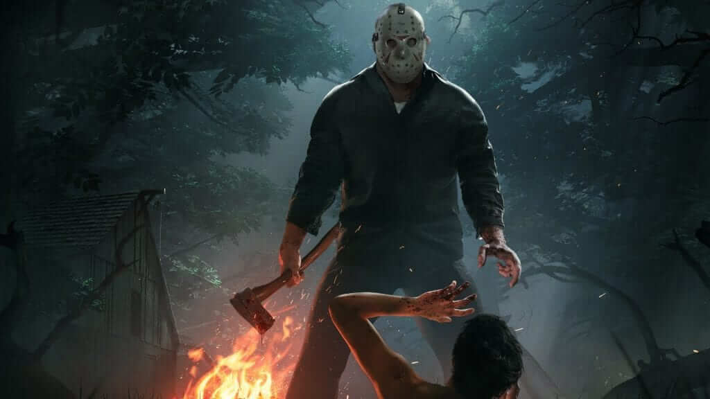 Friday the 13th: The Game Terrorising Camp Counselors This May