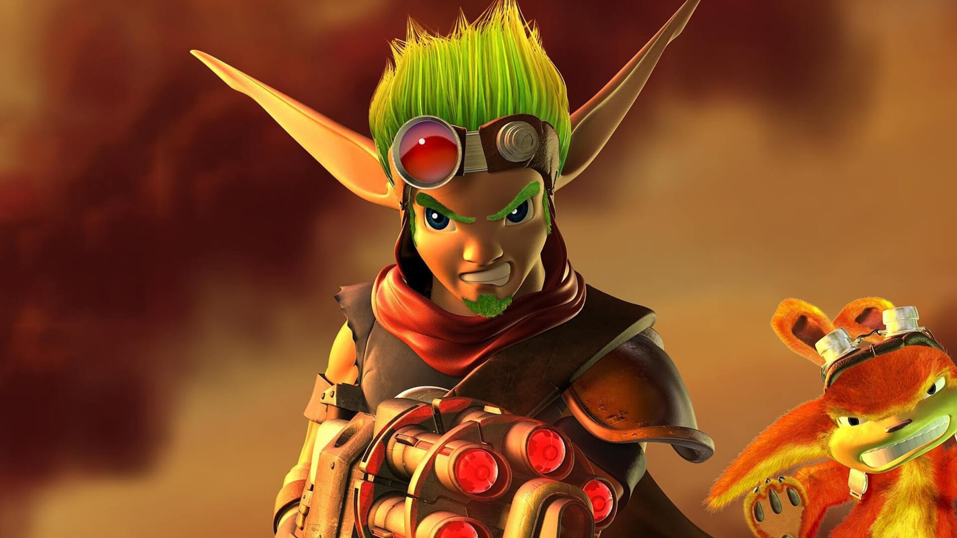 Jak and Daxter Catalogue Coming to PS4