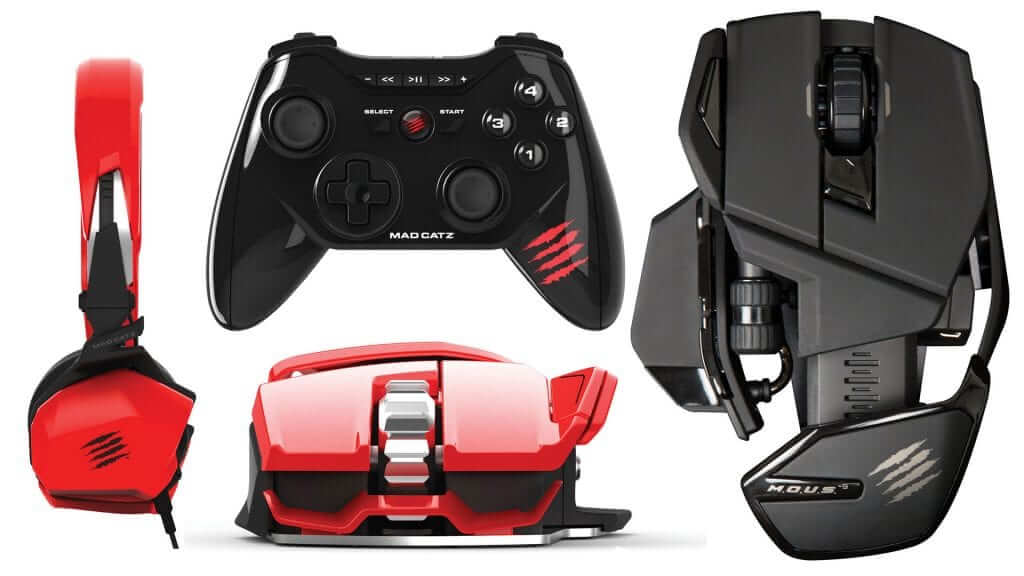 Hardware Device Maker Mad Catz Shuts Down