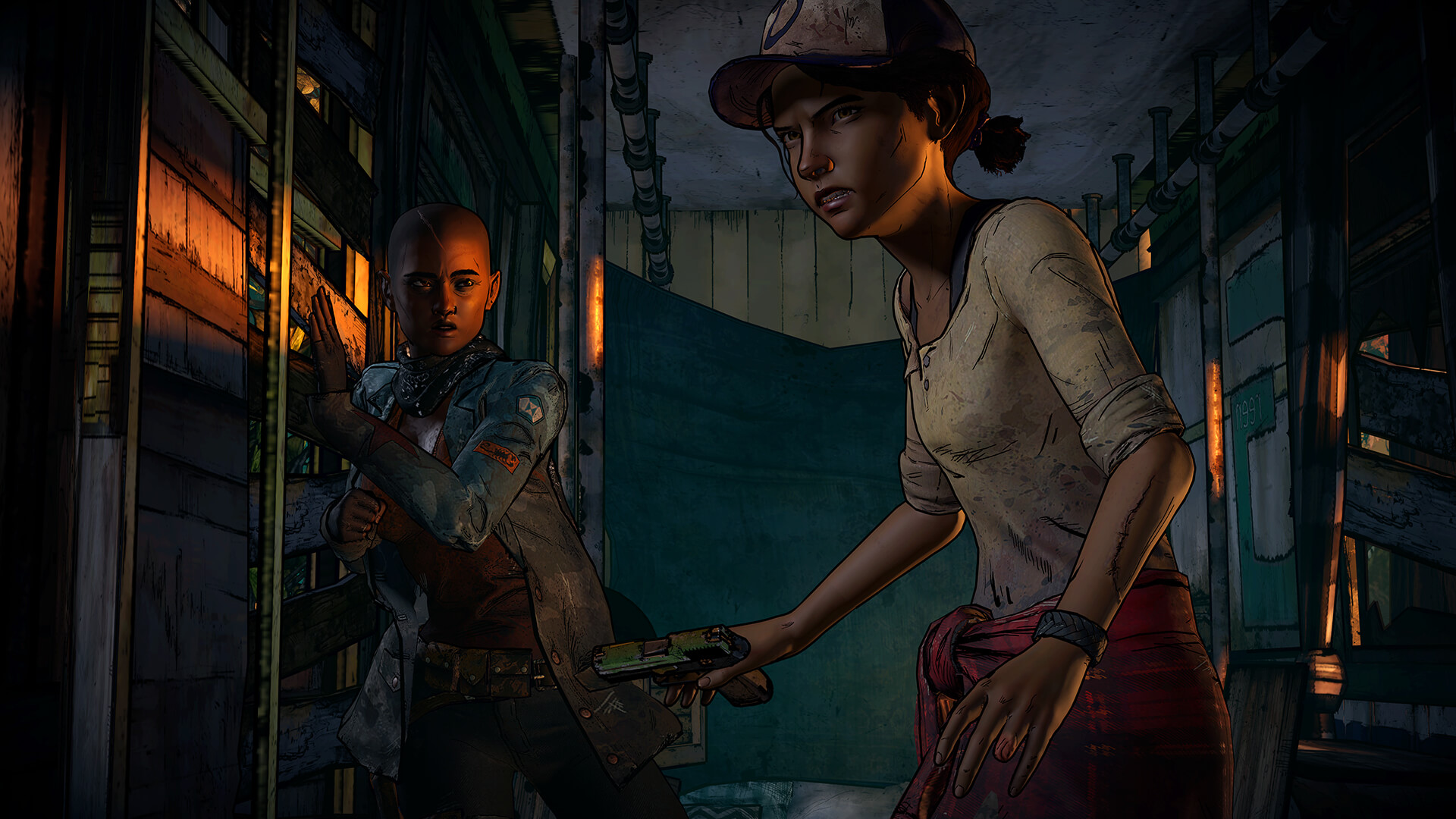 The Walking Dead: A New Frontier Episode Four Trailer Released