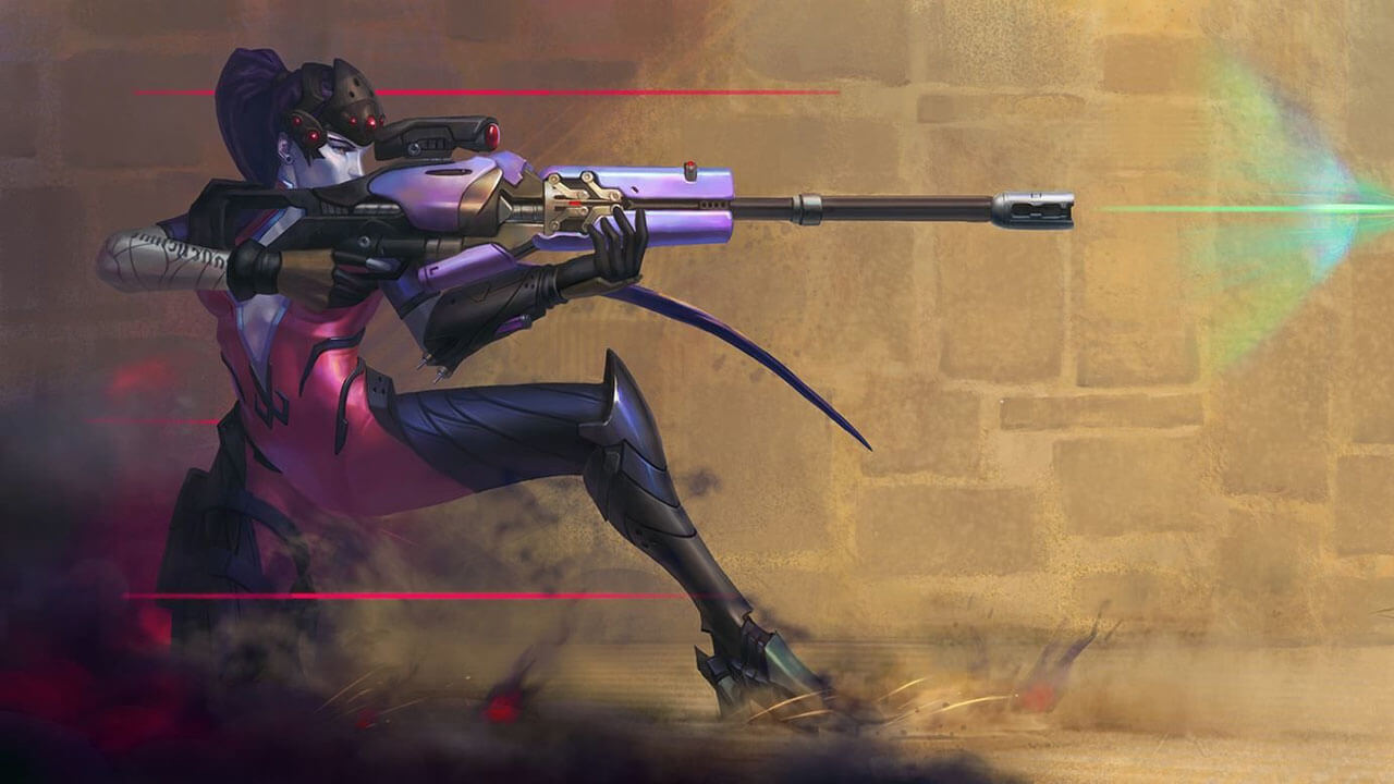 Blizzard to Distribute Widowmaker Collector Statues