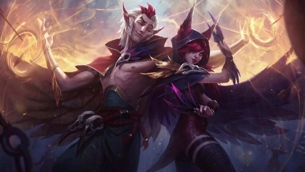 Two New Champions Being Released In League Of Legends