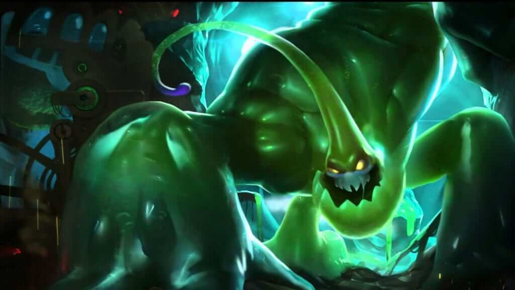 Riot Games Issues Midseason Tank Update For League Of Legends