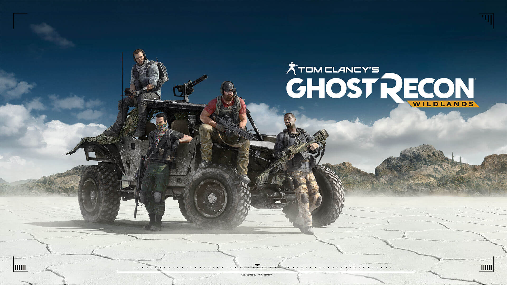 Ghost Recon Fallen Ghosts Announced