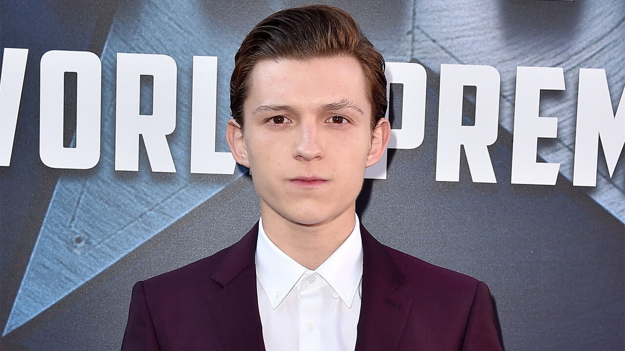 Spider-Man Star Tom Holland to Play Nathan Drake in Uncharted Movie